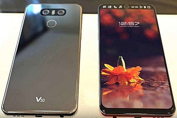 Rumoured LG V30