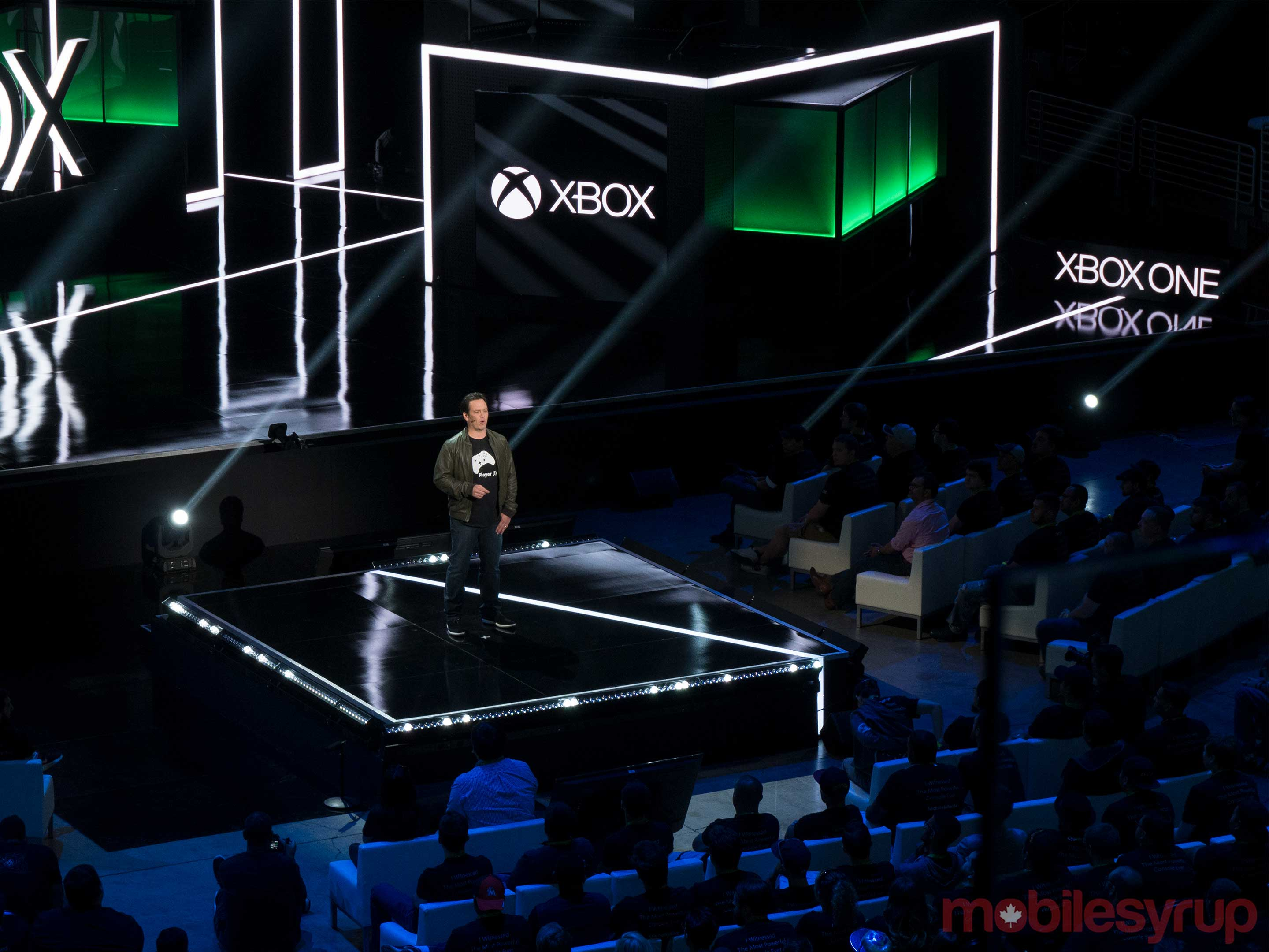 Phil Spencer at Xbox E3 2017