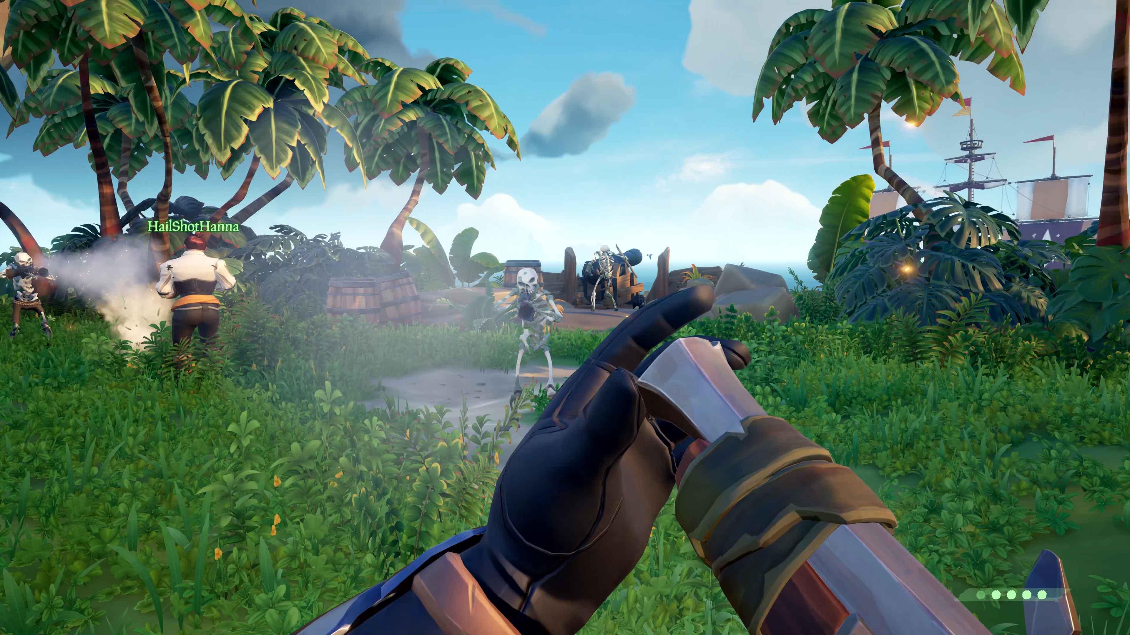 Sea of thieves island screenshot