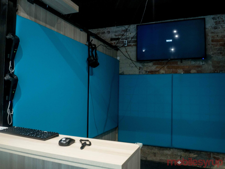 VRPlayin booth