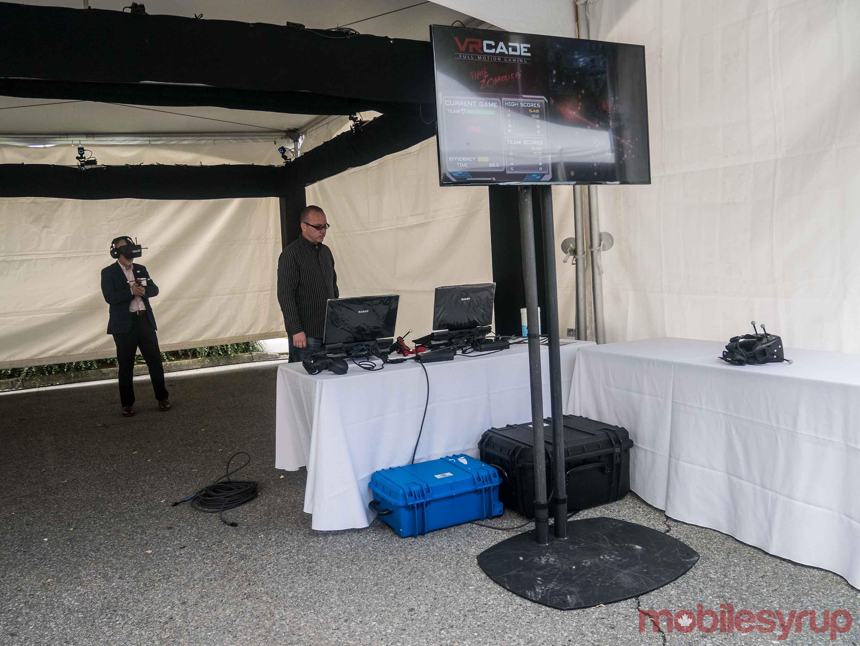 Huawei 5G VR