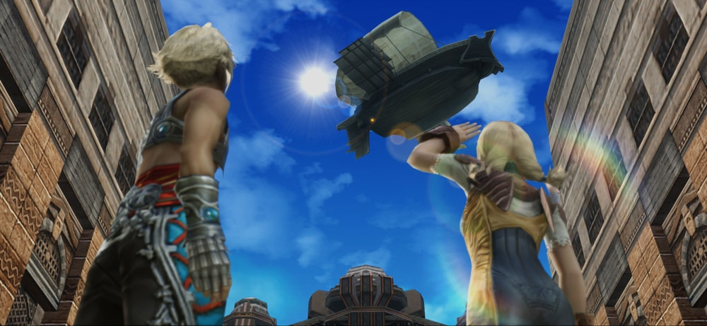 Final Fantasy XII Vaan and Penelo