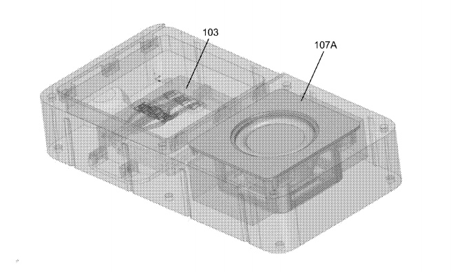 Facebook patent modular device