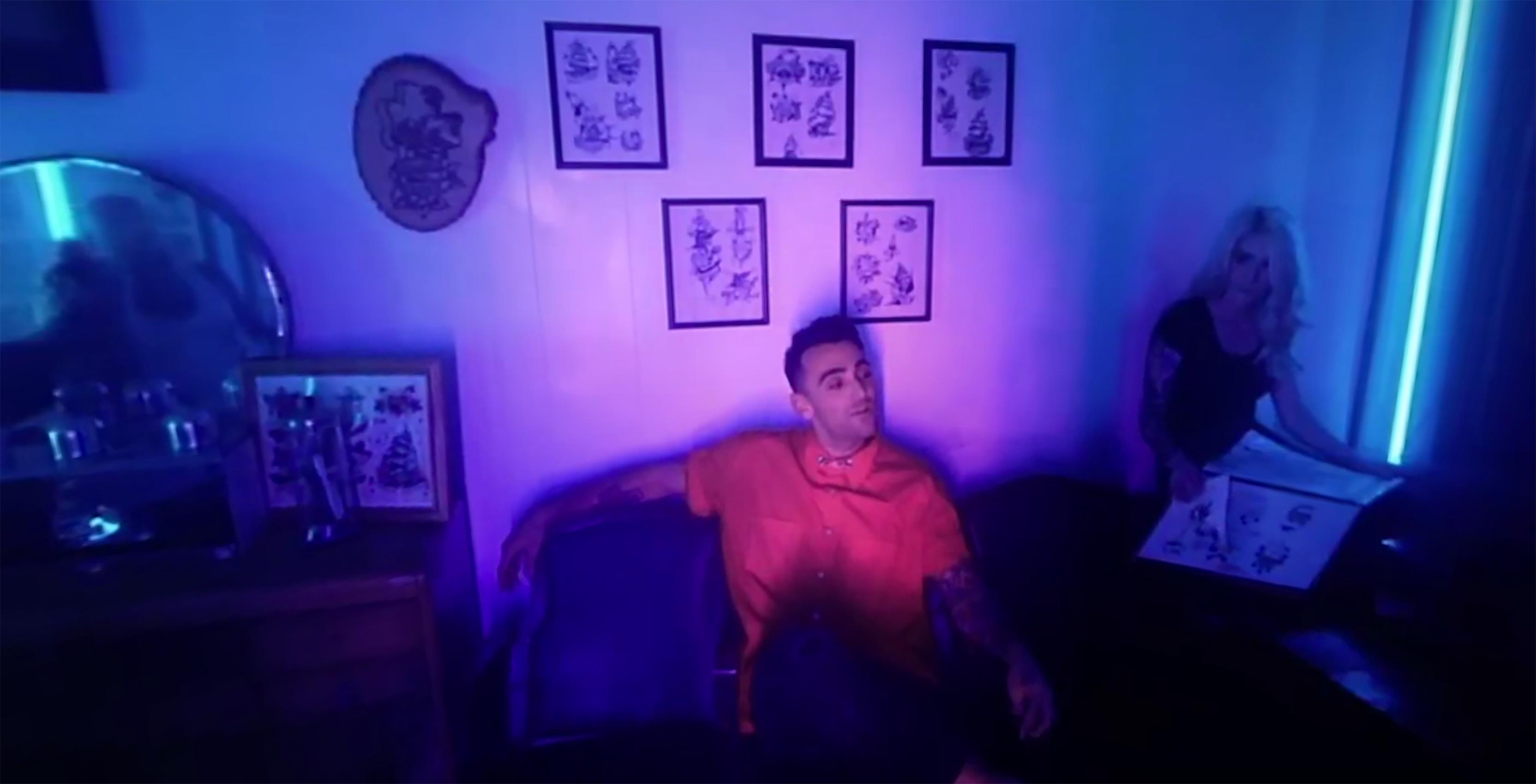 Hedley Love Again music video