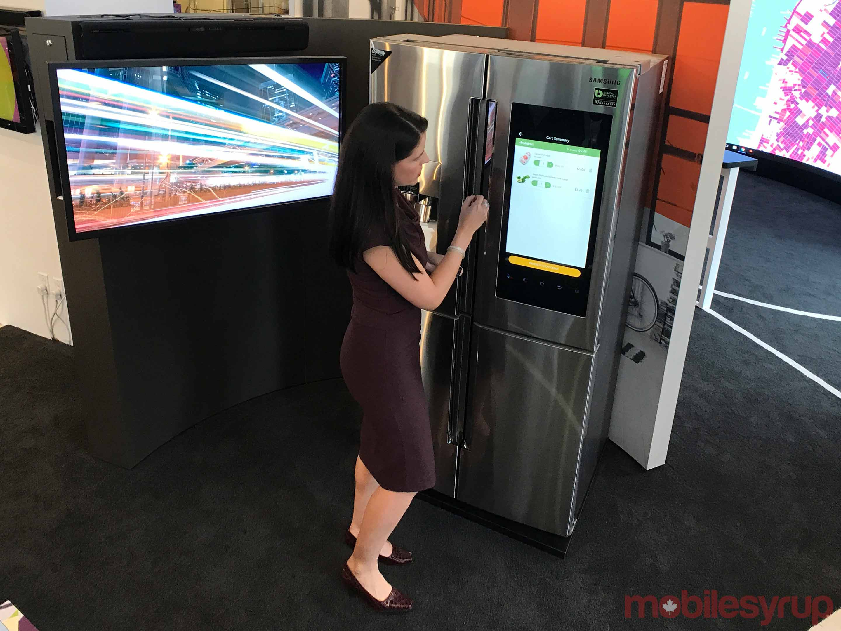 Masterpass fridge