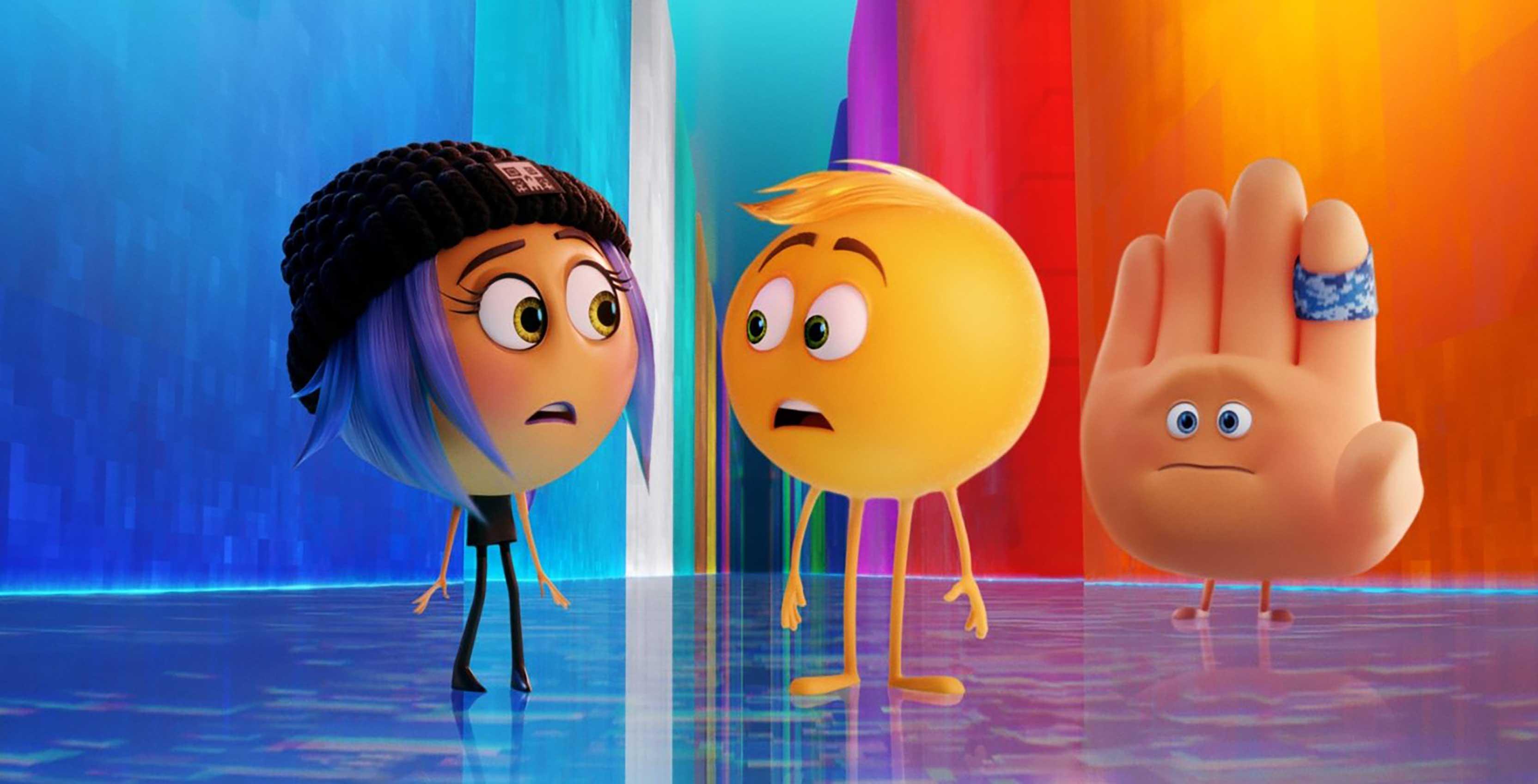 The Emoji Movie screenshot