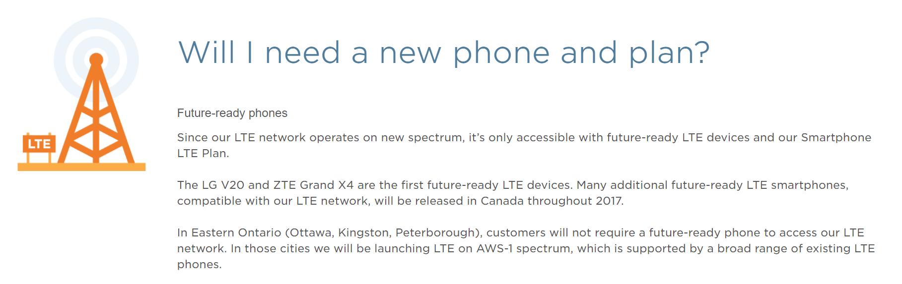 freedom mobile future ready phones