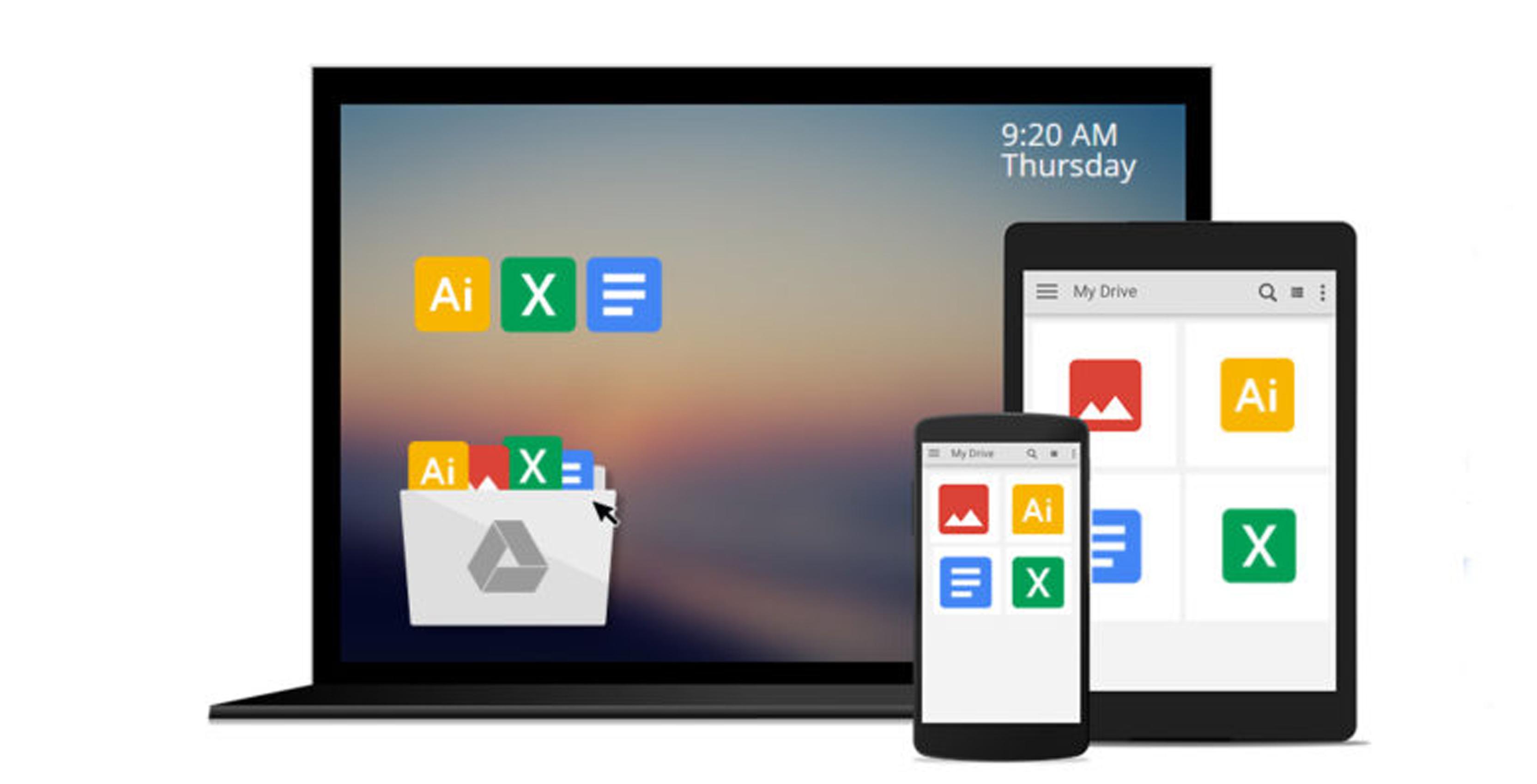 Google Backup and Sync app