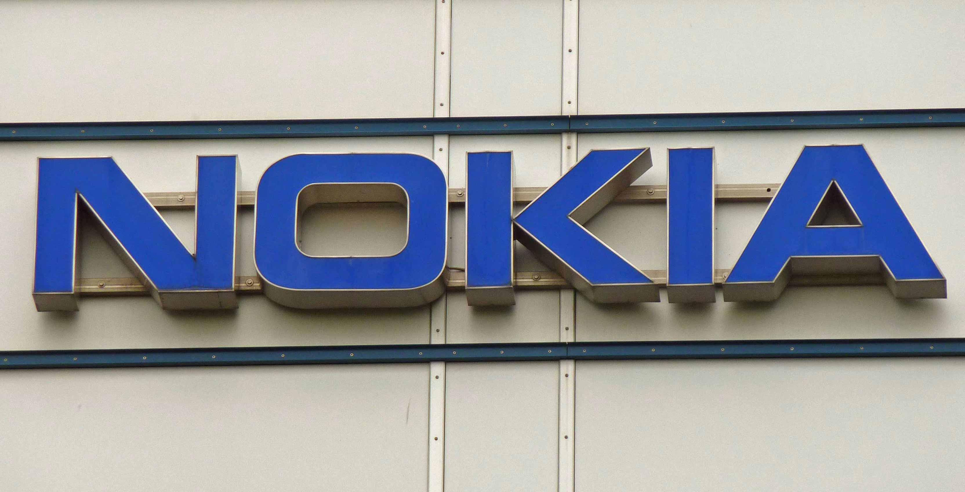 Nokia's logo