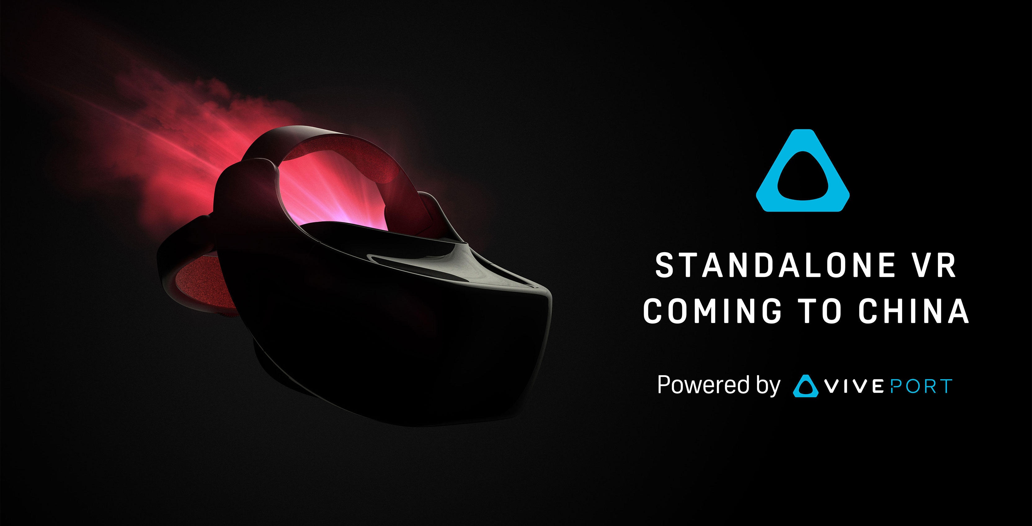 Vive standalone Chinese headset