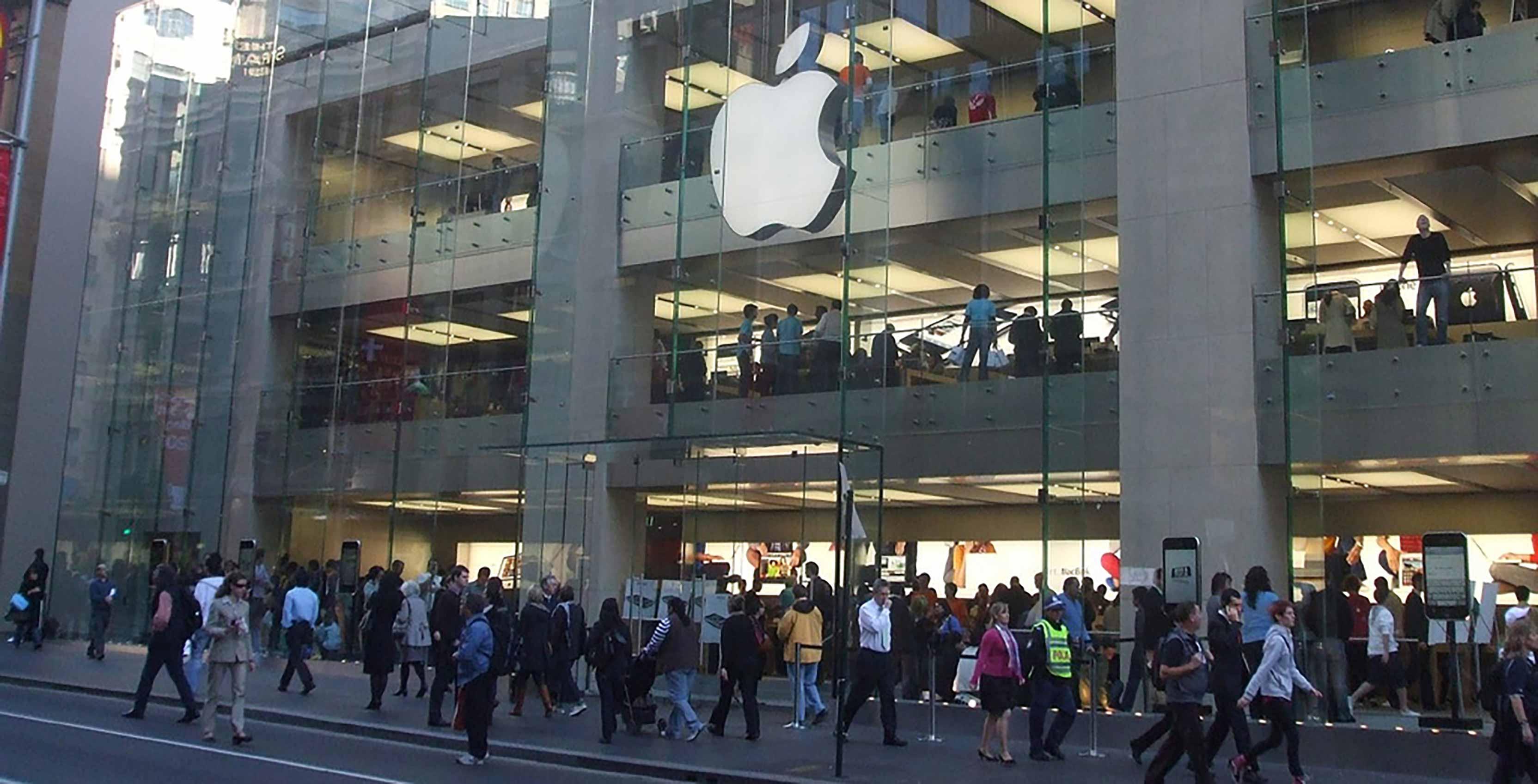 Apple Store in Australia