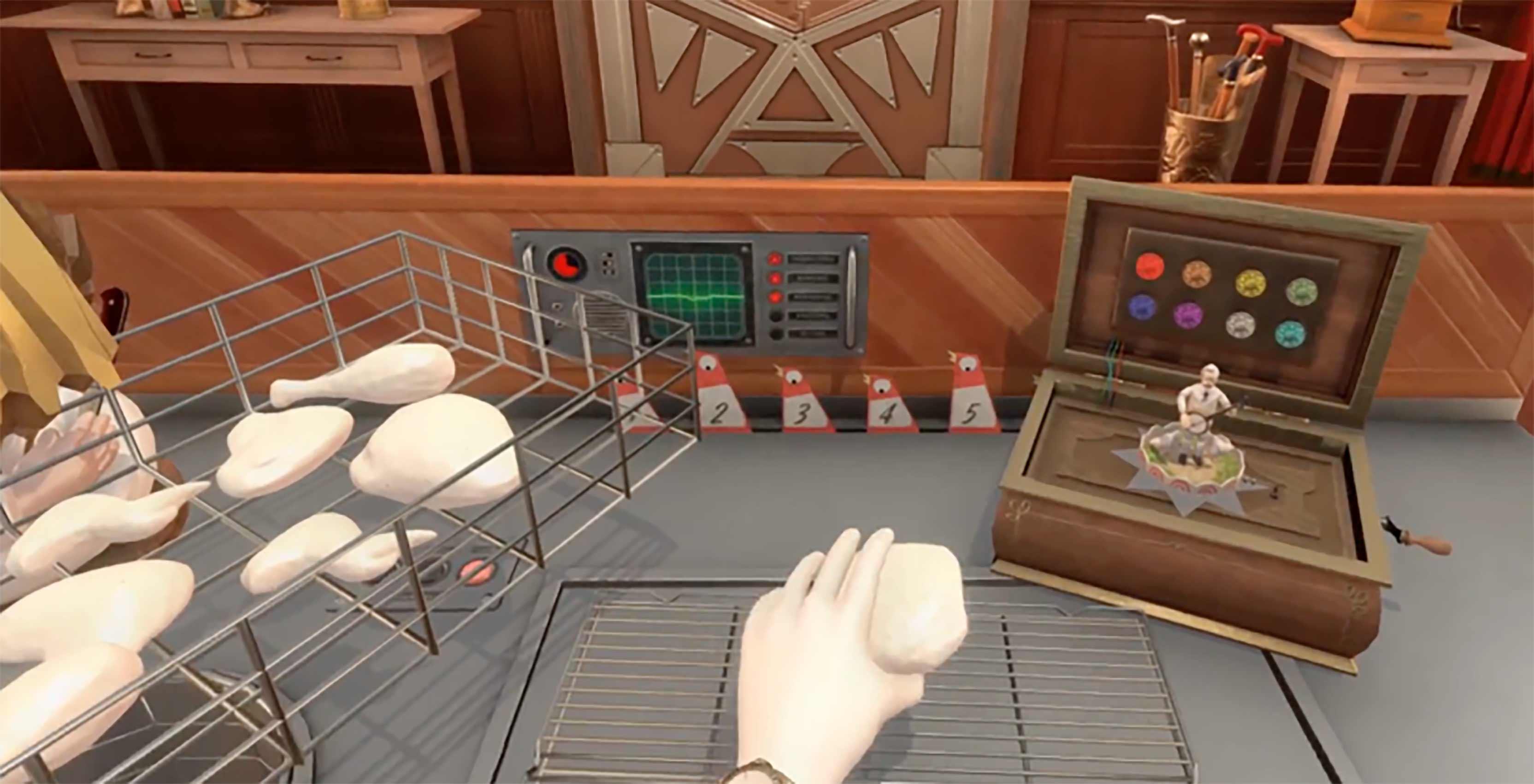 KFC Oculus Rift VR