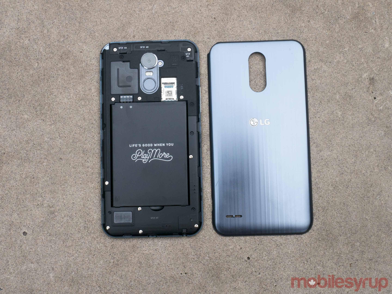 LG Stylo 3 Plus battery