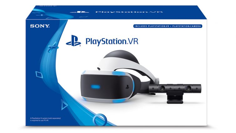 PS VR Bundle with Camera