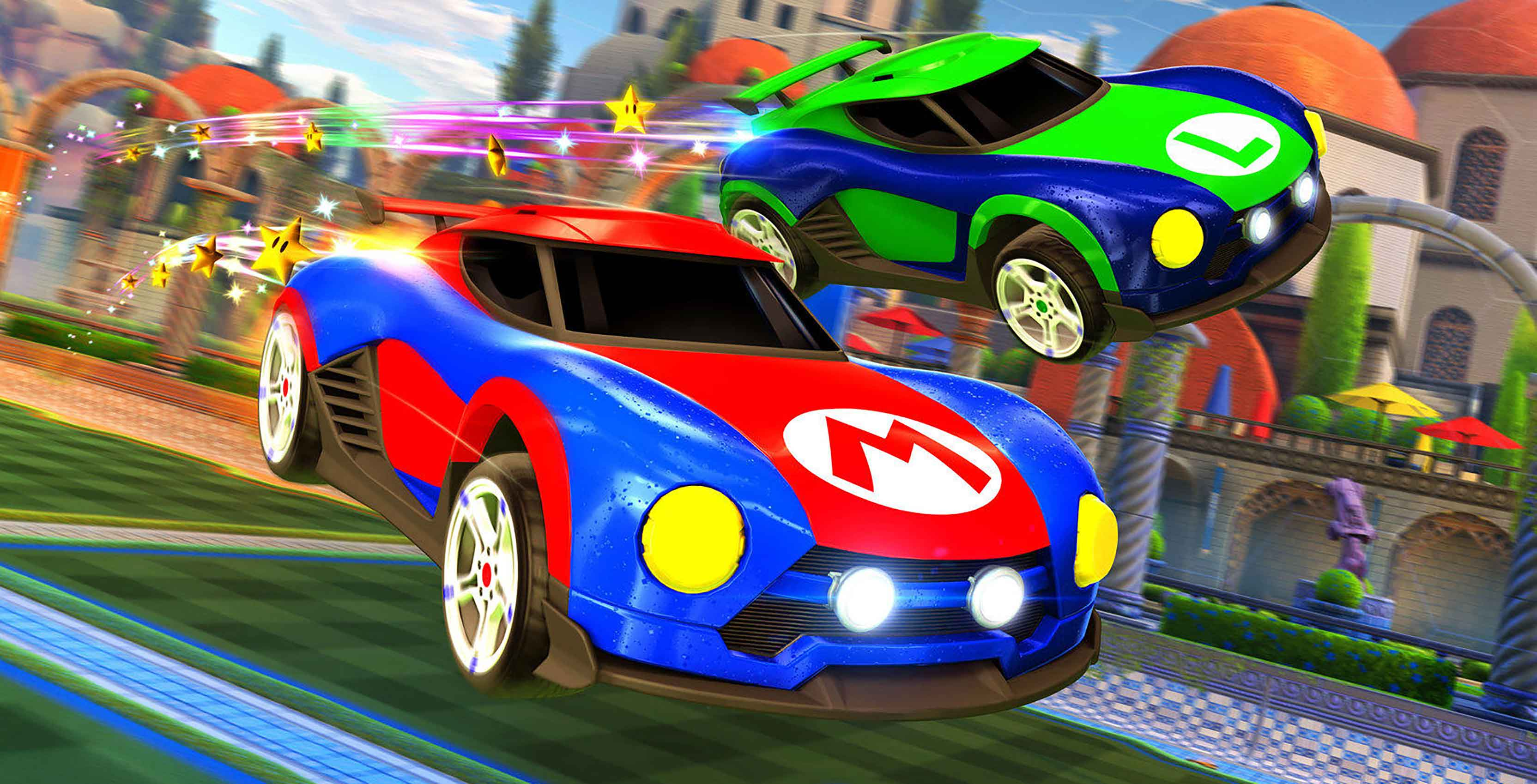 Rocket League Nintendo Switch