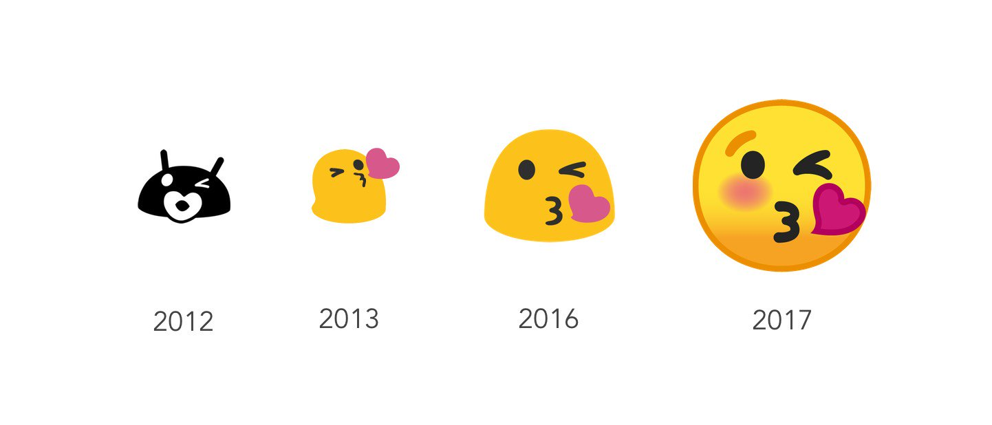 blowing kiss android