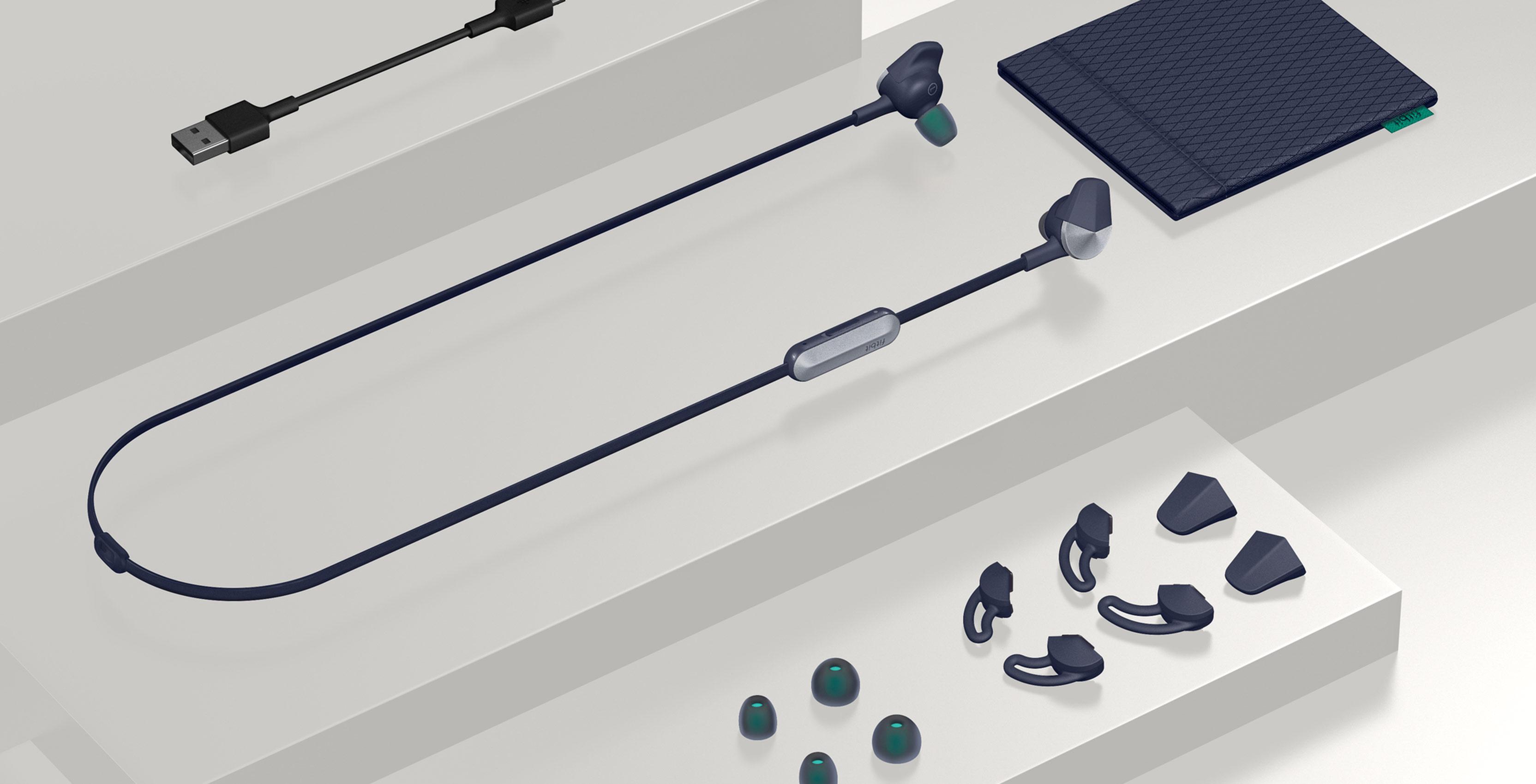 Fitbit Flyer in-ear Bluetooth headphones