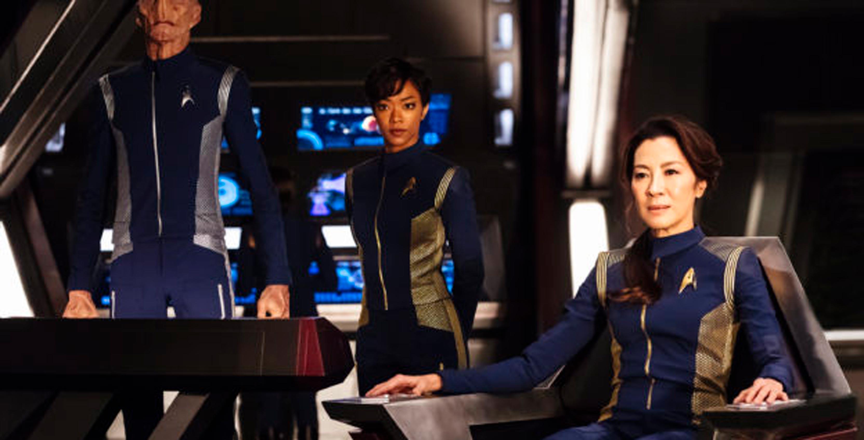 Still from Star Trek: Discovery