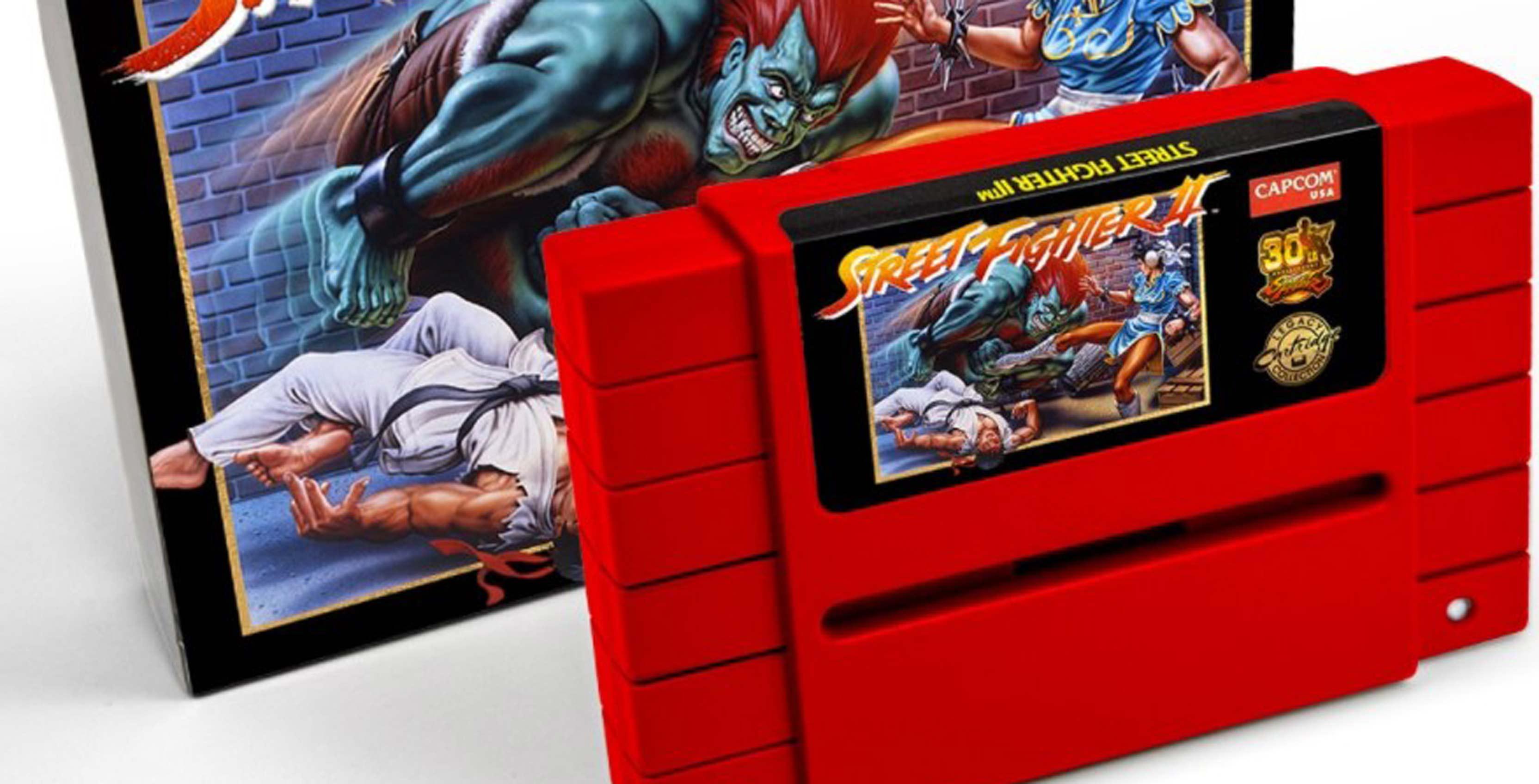 Street Fighter SNES