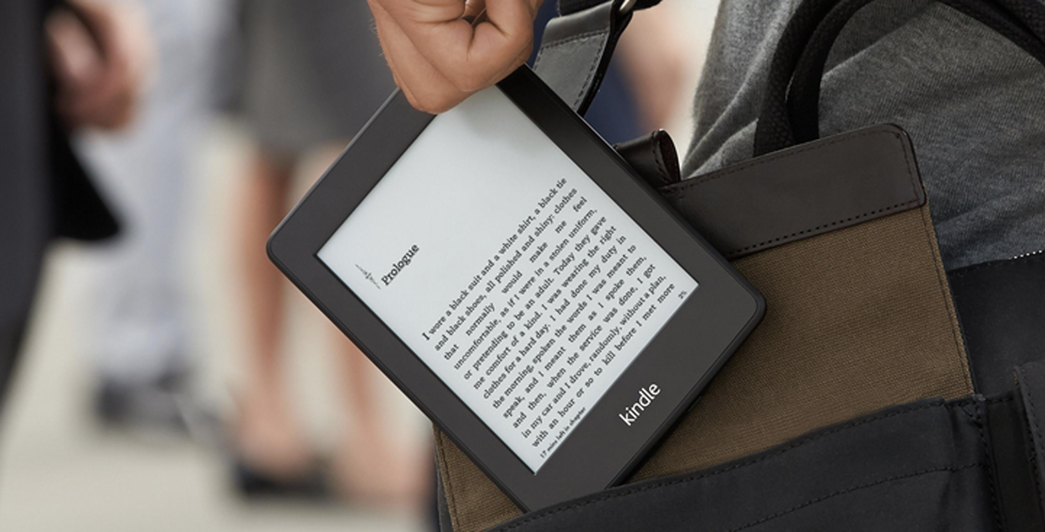 Amazon Kindle Paperwhite promotional image