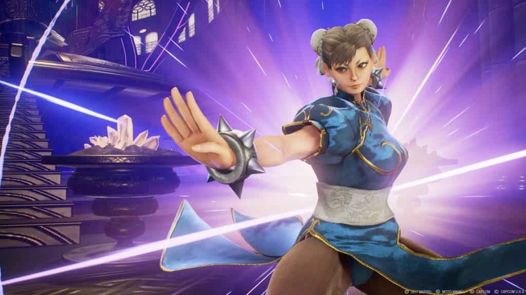 Marvel vs Capcom Infinite Chun-Li