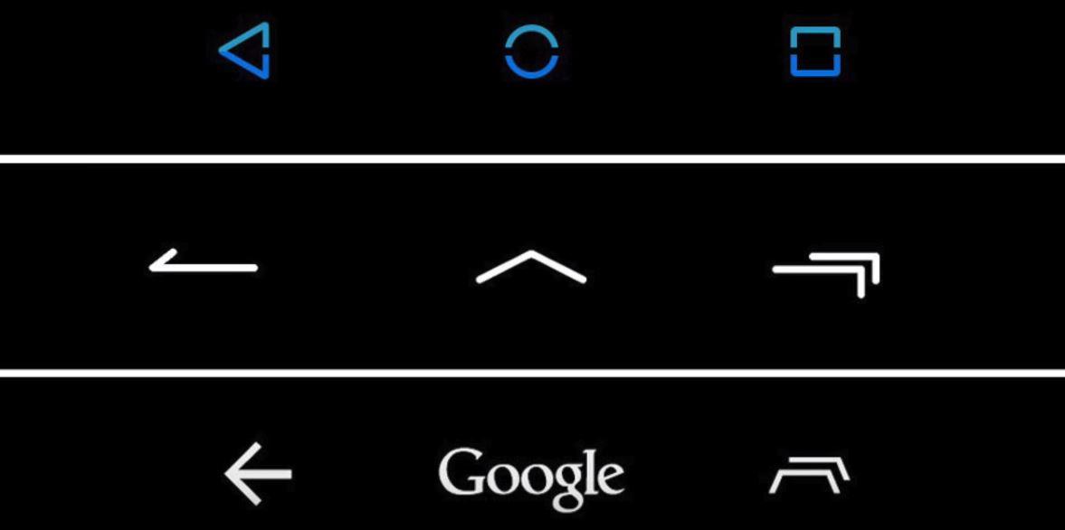 multi-tasking buttons