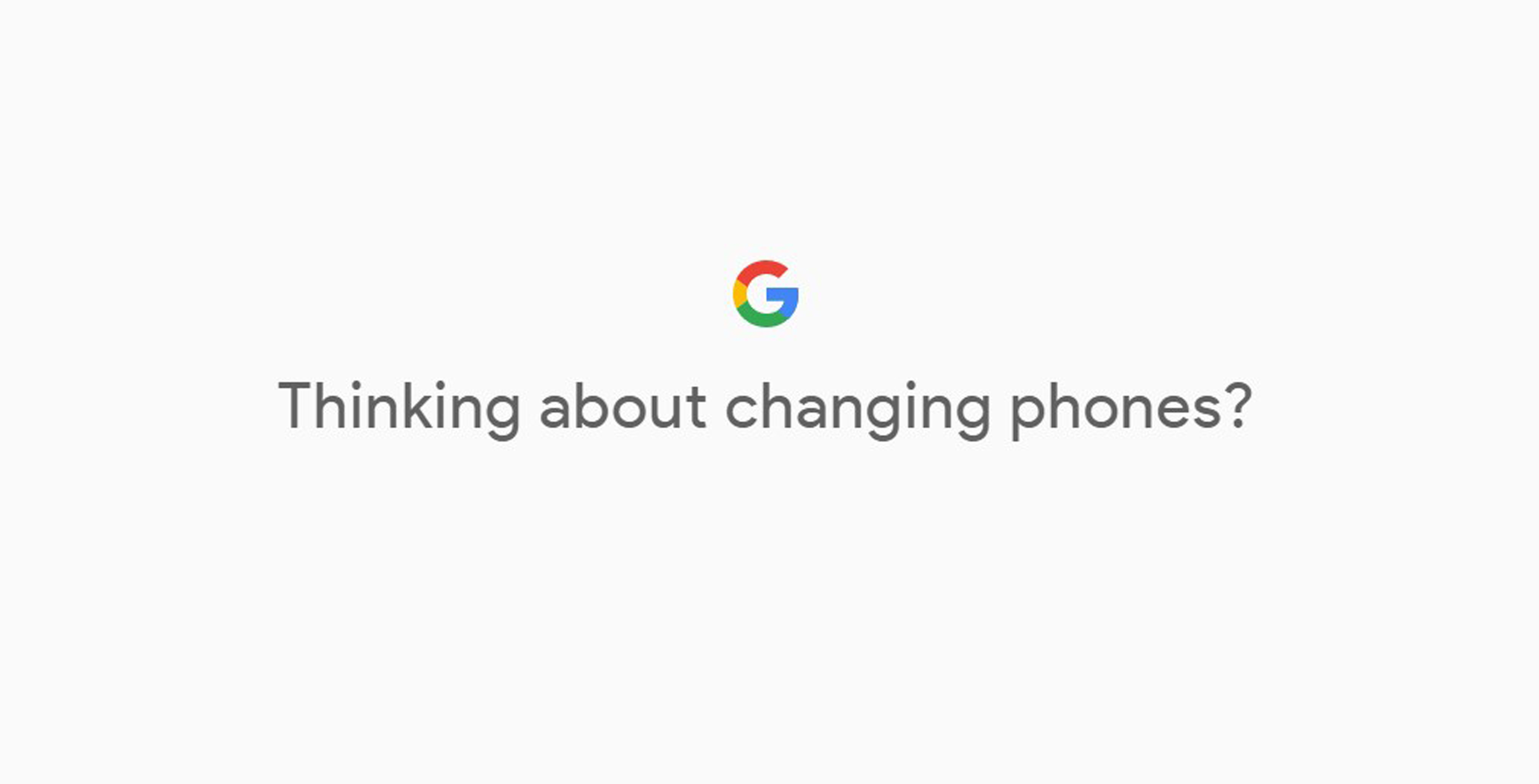 Google's new 'Made by Google' Pixel invite