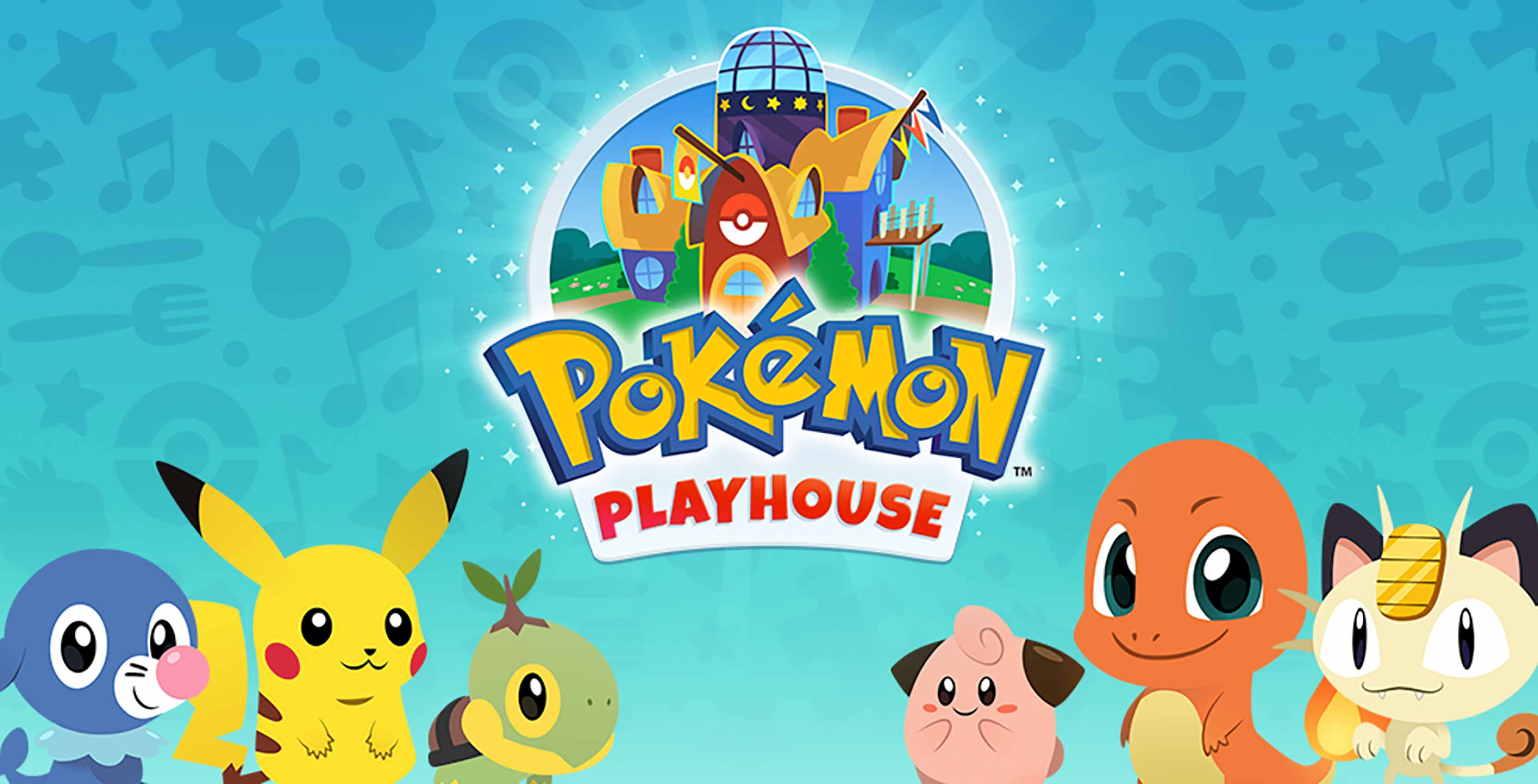Pokemon Playhouse game
