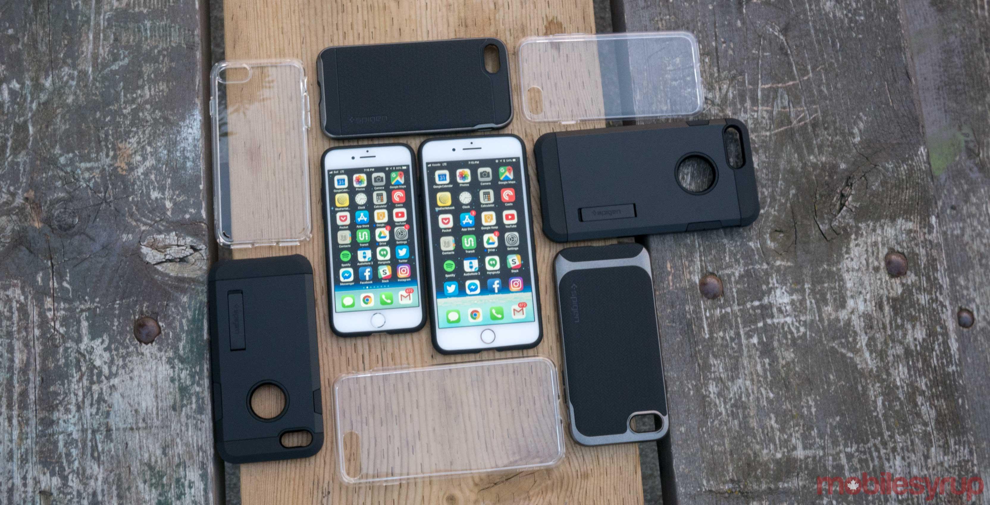 Spigen iPhone 8 Cases