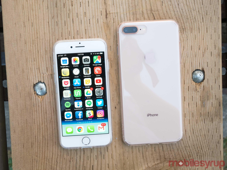 Spigen Liquid Crystal iPhone 8