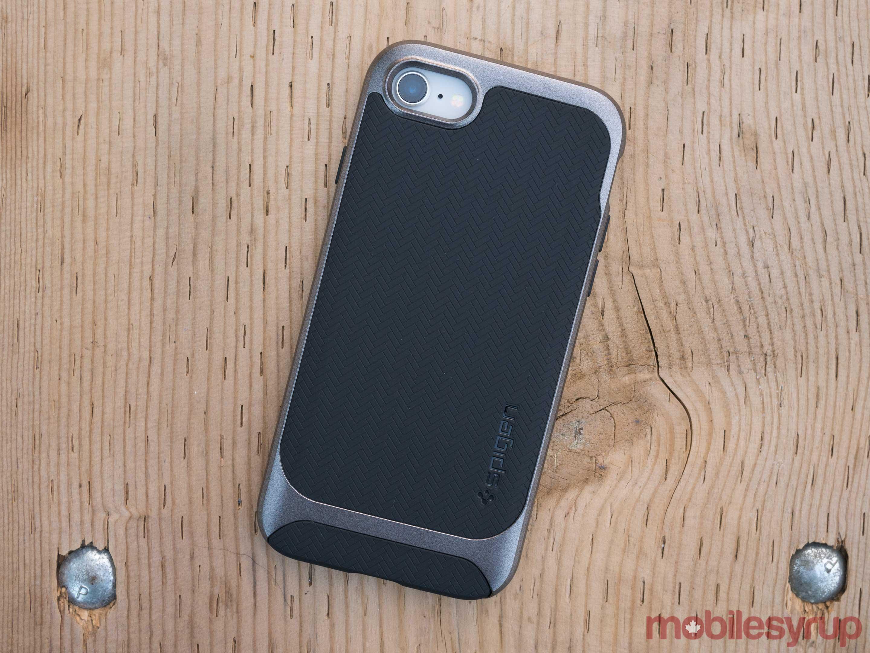 Spigen Neo Hybrid Herringbone iPhone 8