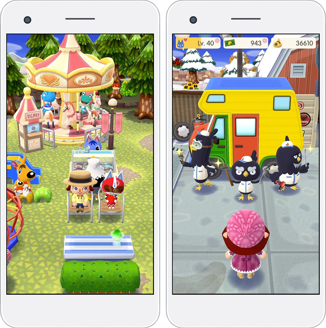 Animal Crossing Pocket Camp Screenshot