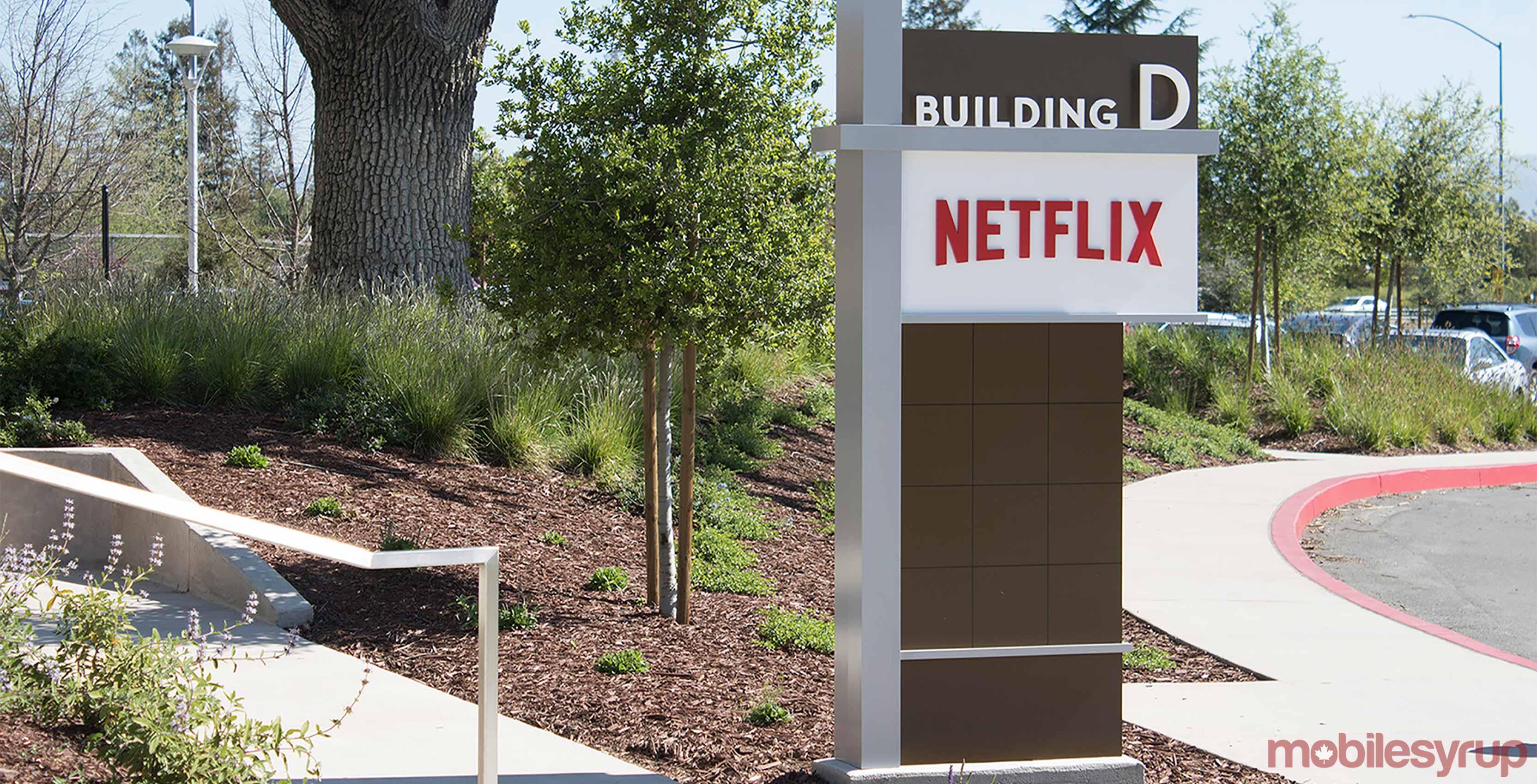 Netflix head office