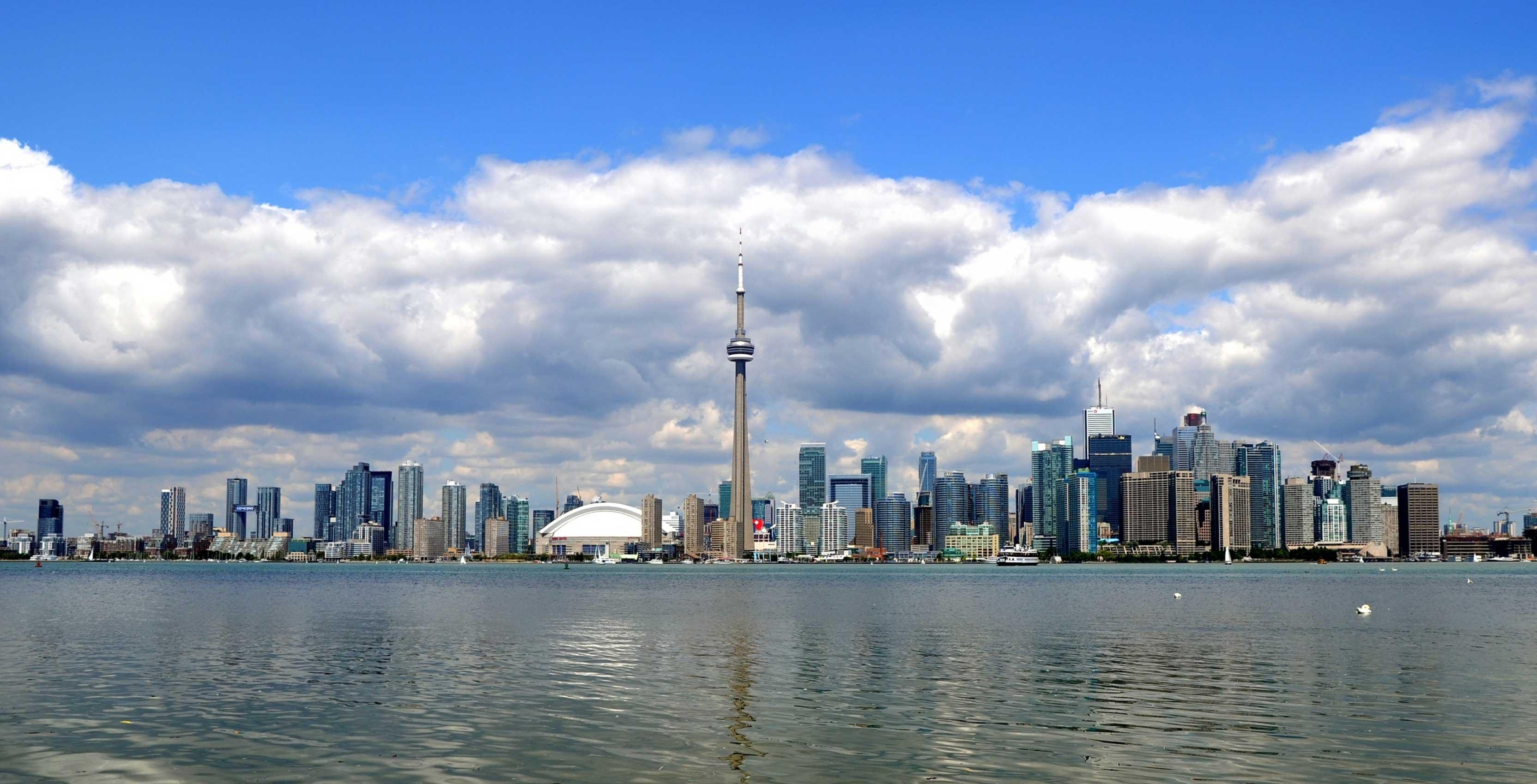 City of Toronto shot