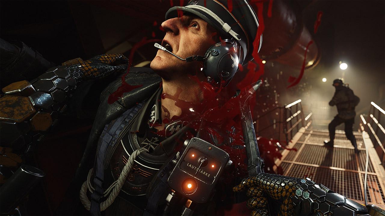 Wolfenstein 2 hatchet