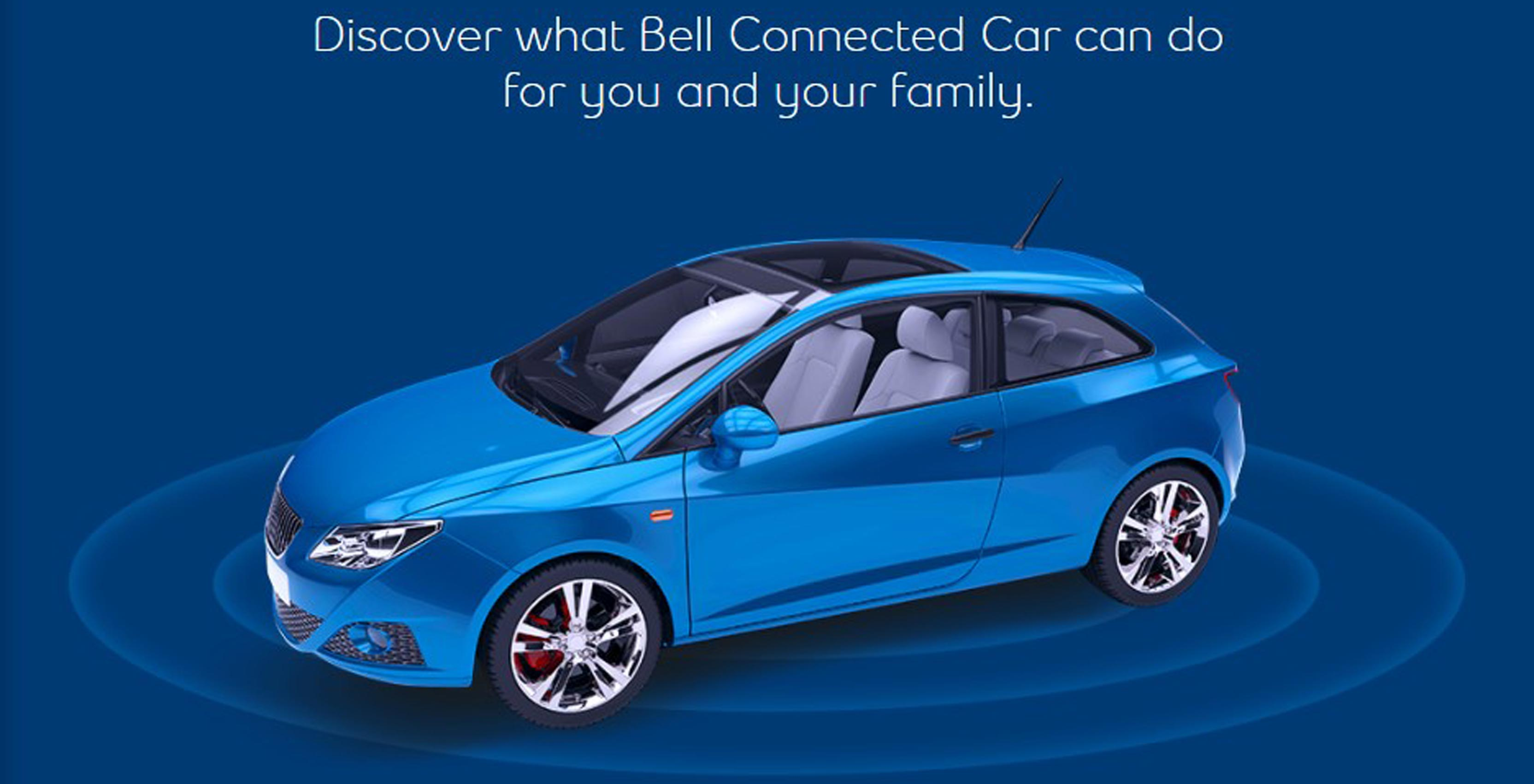 Bell Connected Car