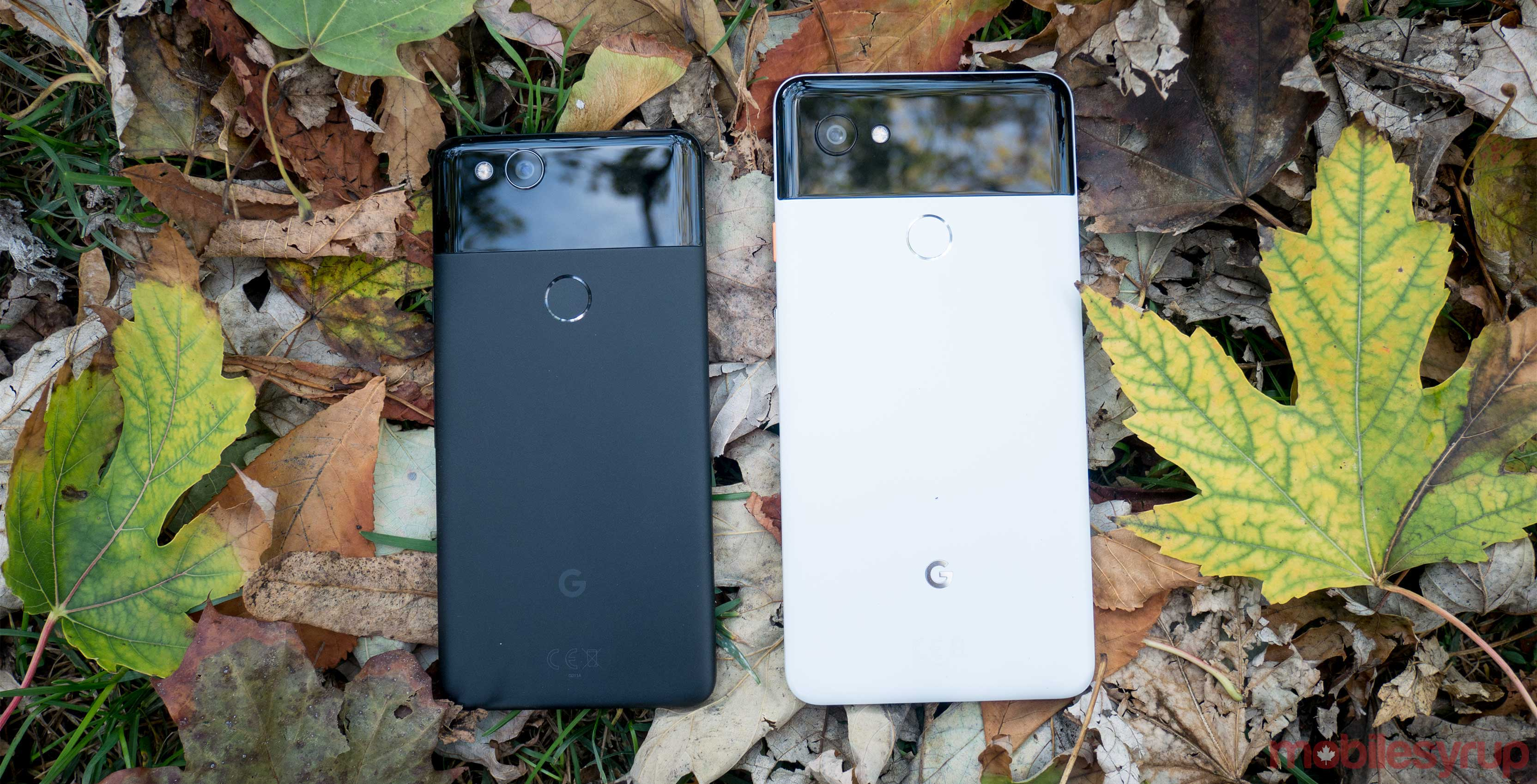 Pixel 2 and Pixel 2 XL