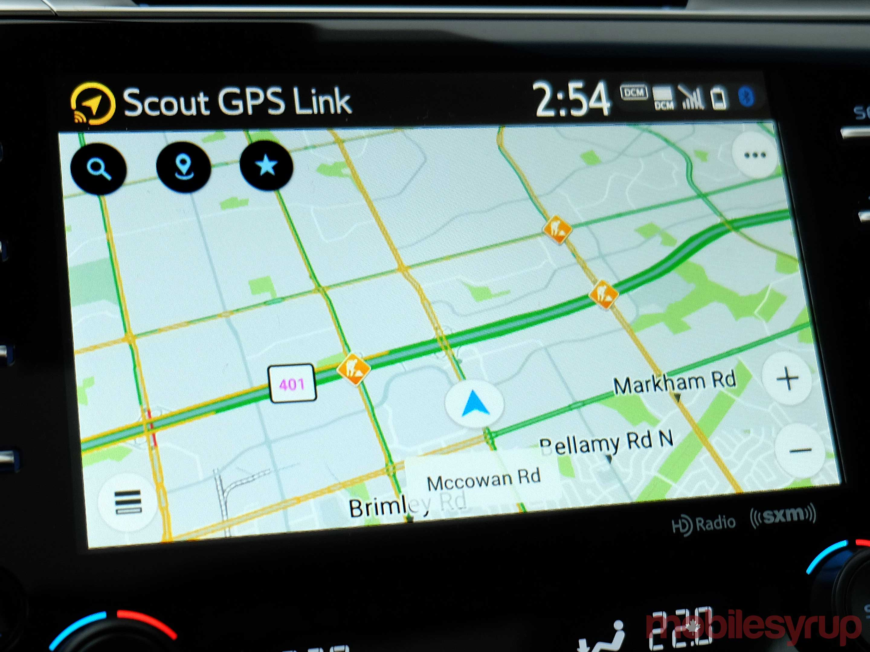Toyota GPS Scout Link