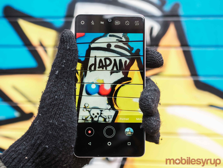 Essential Phone camera app