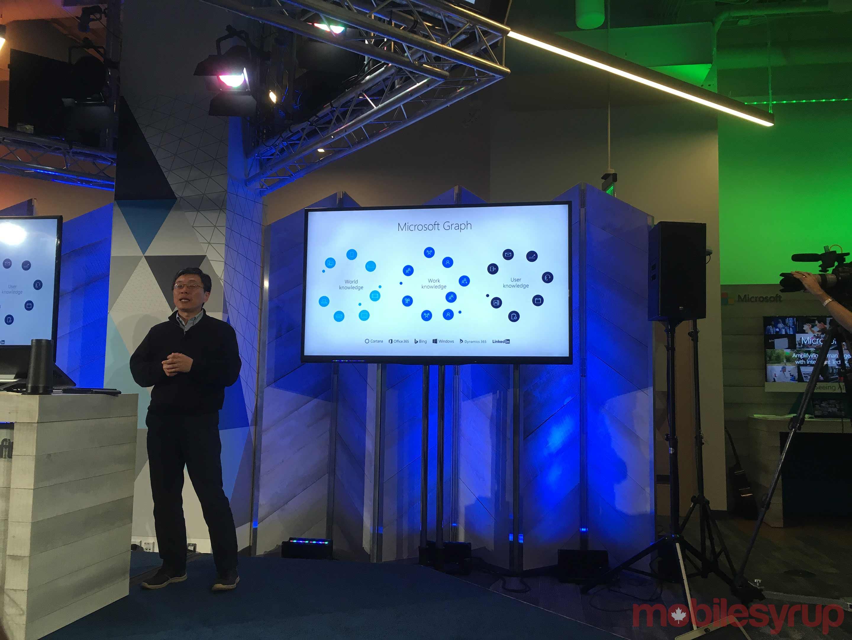 Microsoft Harry Shum presentation