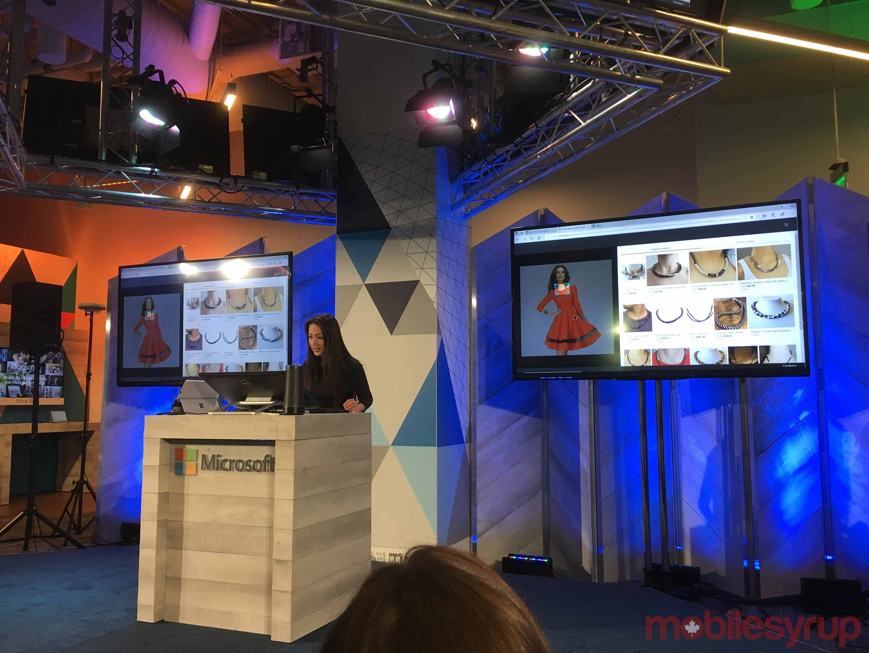 Microsoft Kristina Behr presentation