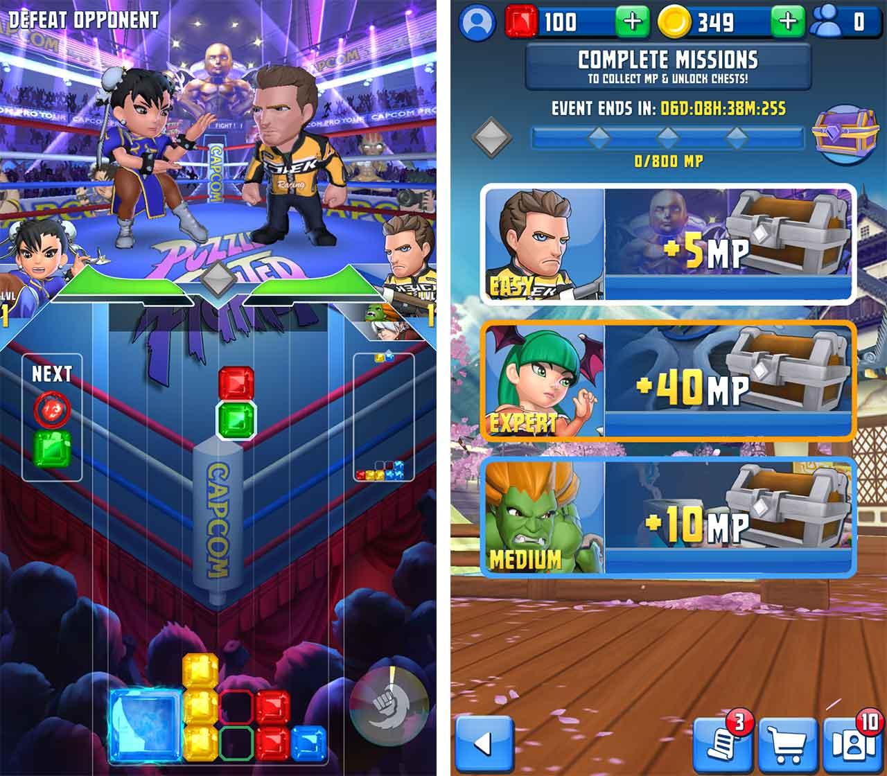 Puzzle Fighter Chun-Li