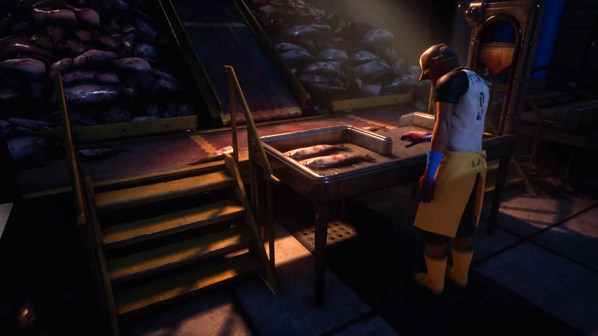 What Remains of Edith Finch factory worker