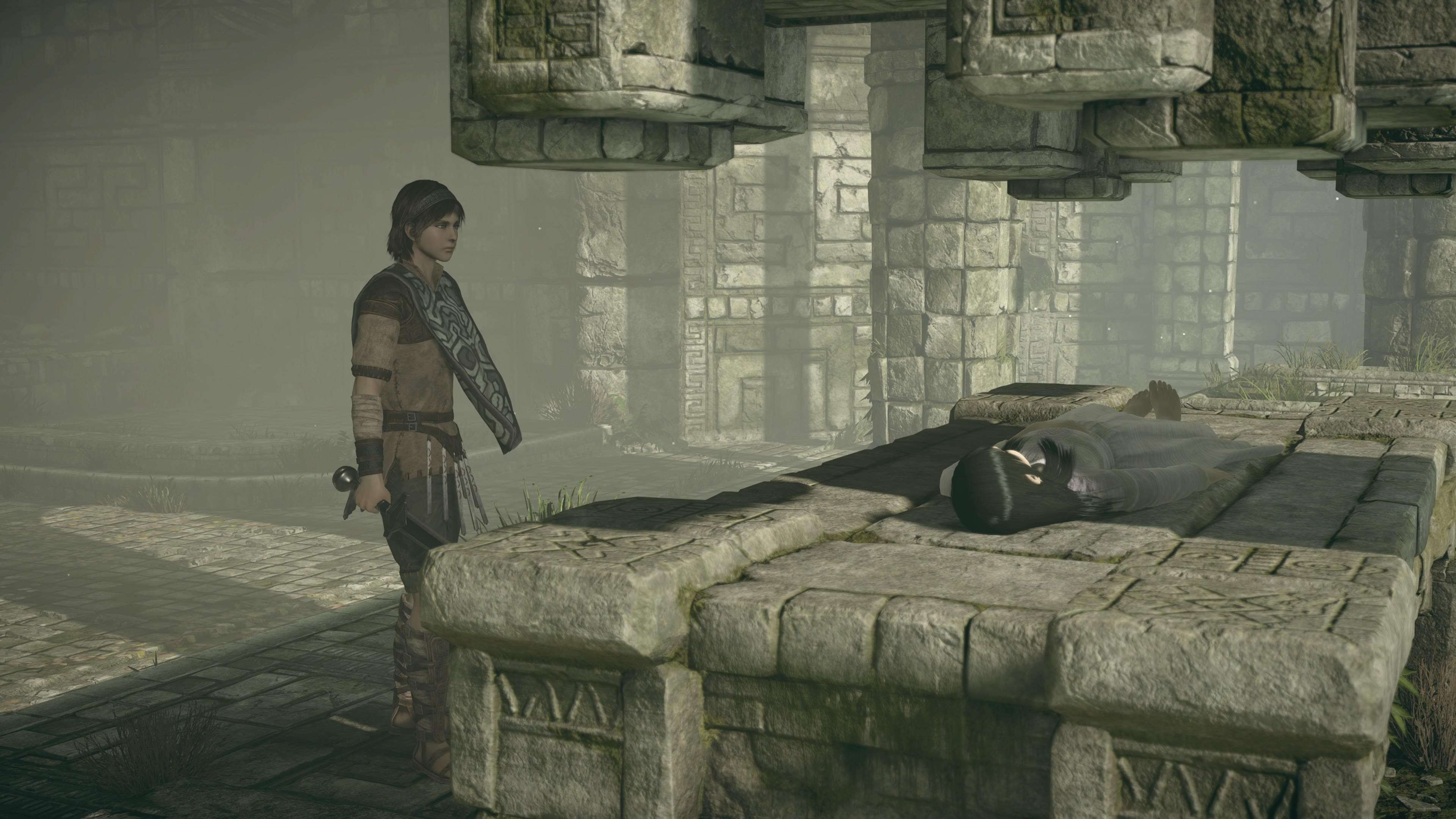 Shadow Of The Colossus Wander And Mono