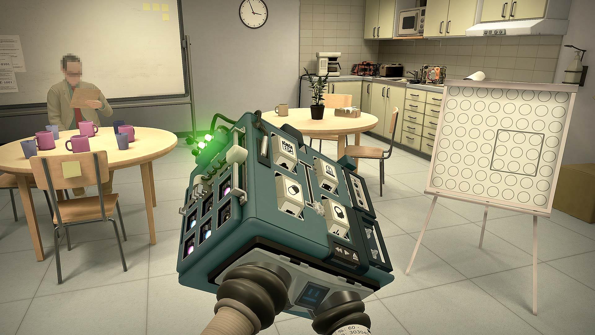 Statik VR puzzle
