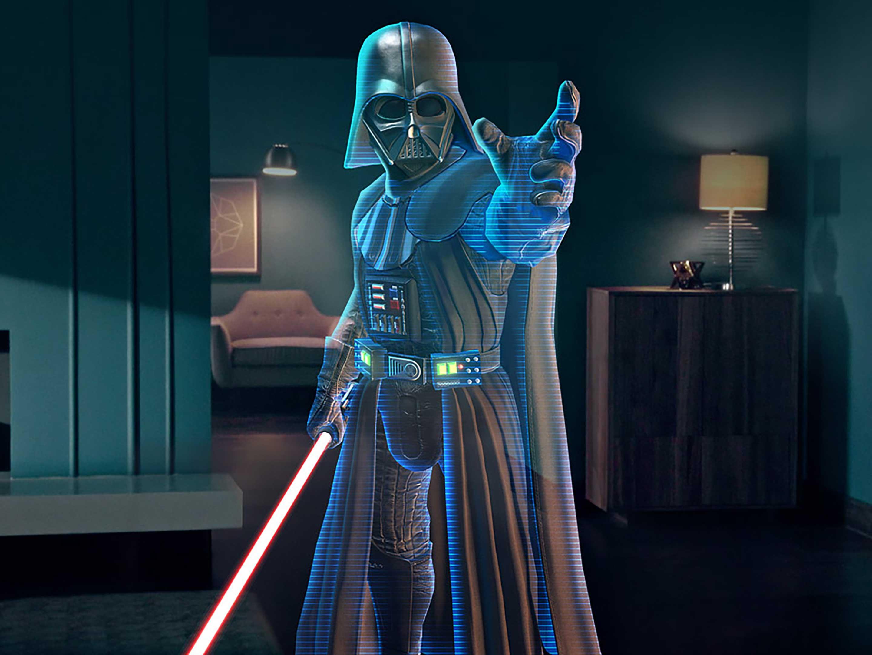 Darth Vader Jedi Challenges