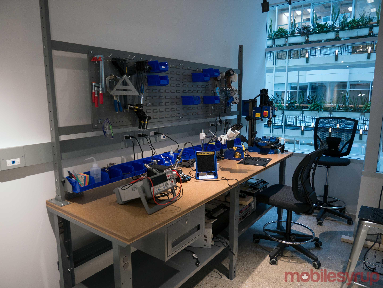 Ecobee engineering space