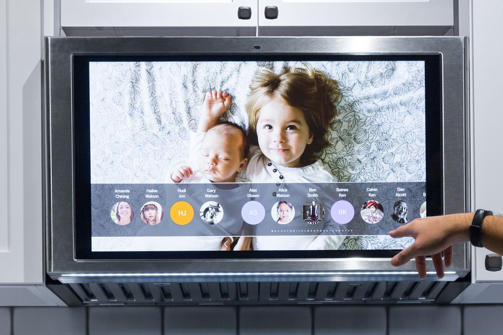 GE Appliances' Family Hub