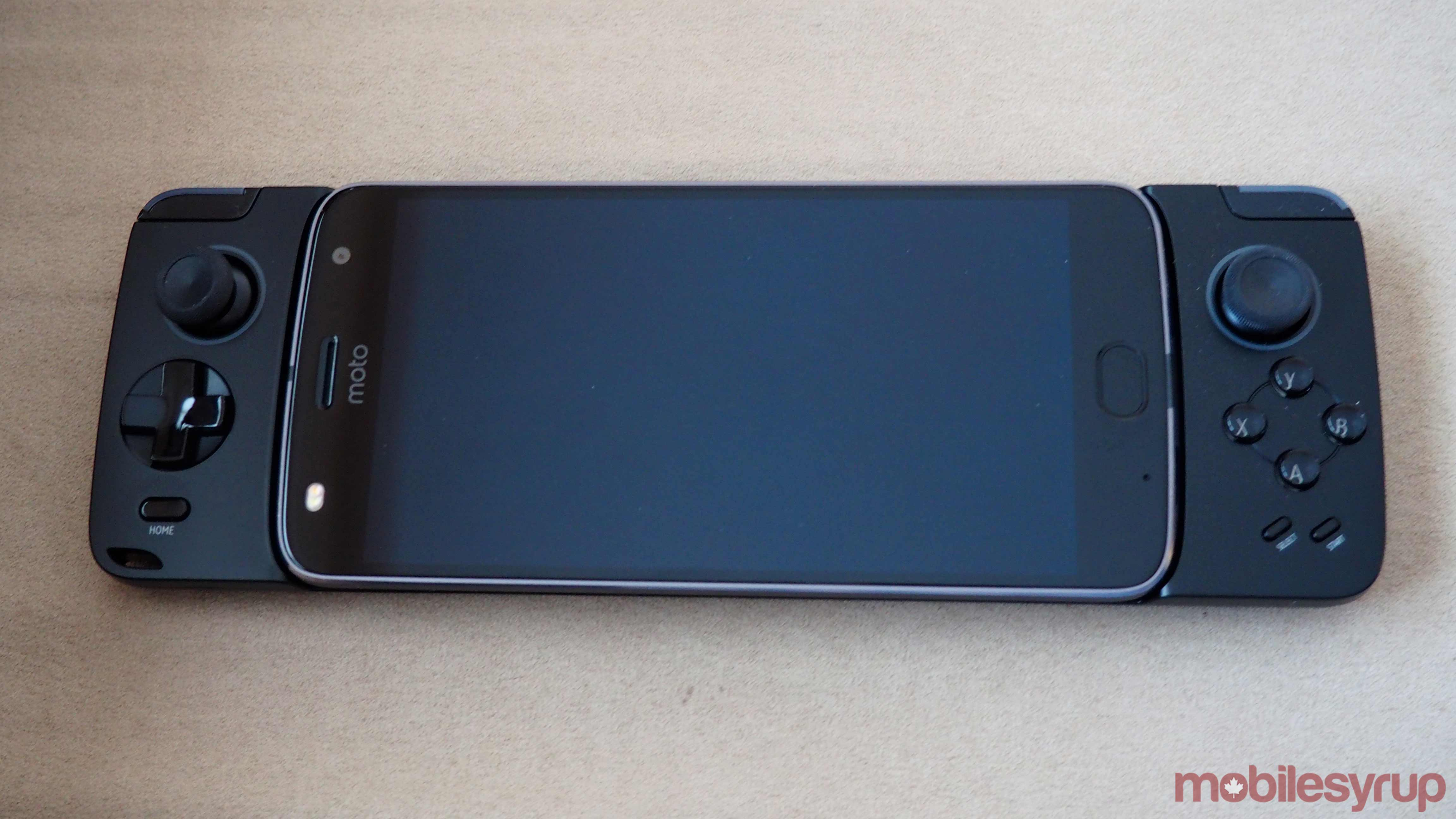 Motorola Moto Mod Gamepad