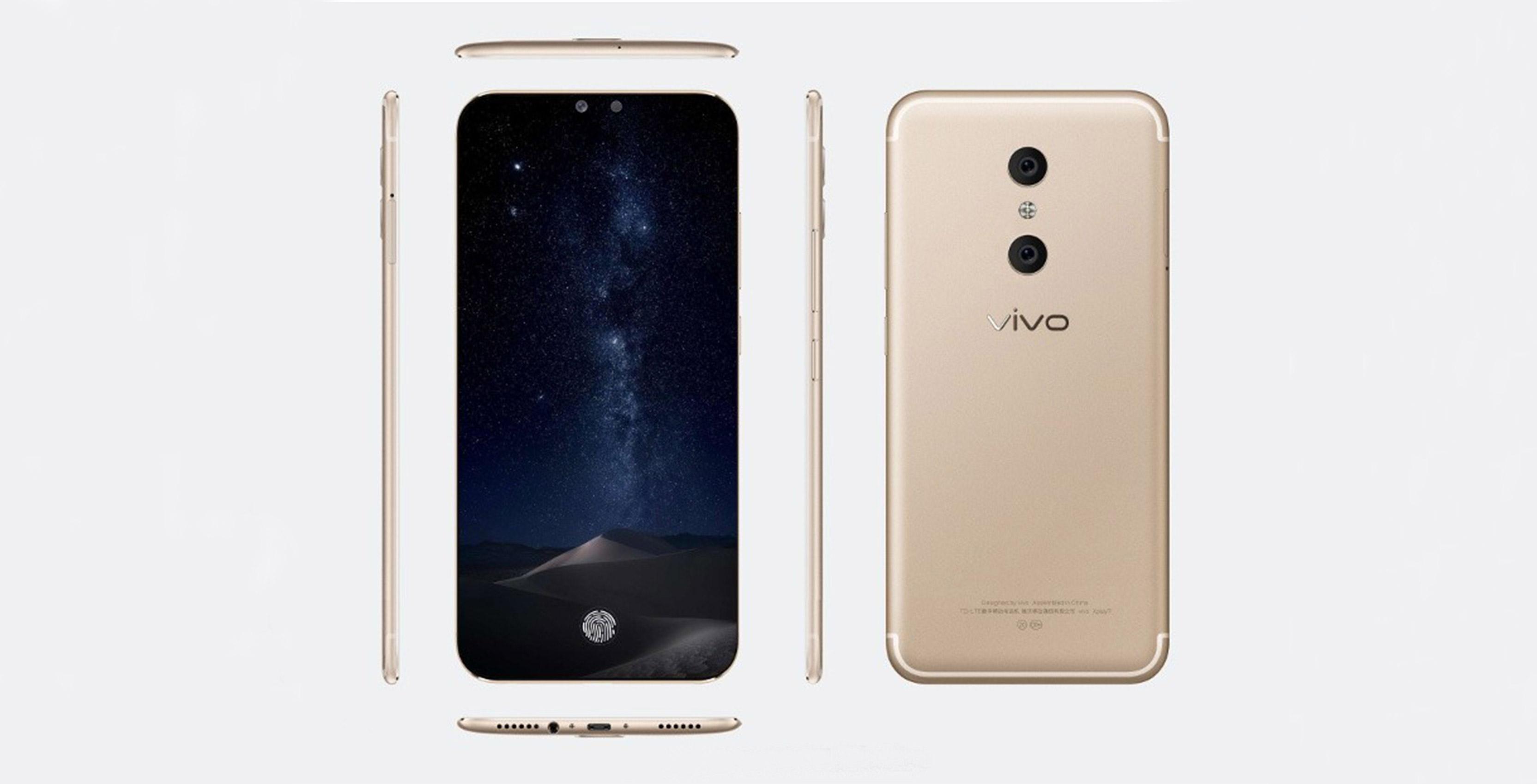 Vivo's upcoming Xplay 7 smartphone